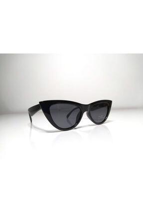 Silvio Monetti Siyahı Kadın Güneş Gözlüğü Cat
