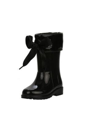 IGOR Kız Çocuk Siyah W10114-002 Campera Charol Çizme