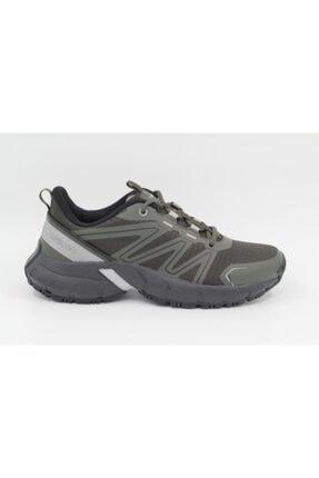 Lescon Unisex Haki Easy Step Drift Spor Ayakkabı