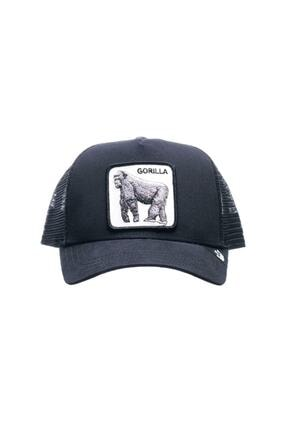 Goorin Bros Unisex Siyah Şapka Anımal Farm Kıng Of The Jungle 101-0333