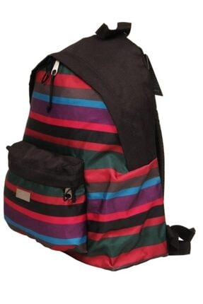 Faber-Castell Basic Çanta Style - Örgü Desen Siyah-