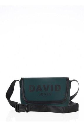 David Jones Kadın Koyu Yeşil Askılı Çanta