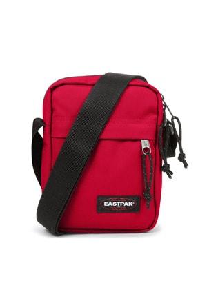Eastpak Unisex Kırmızı The One Postacı Çantası
