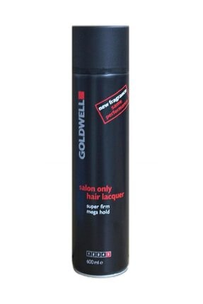 GOLDWELL Salon Only Sert Tutucu Saç Sprey 600 ml
