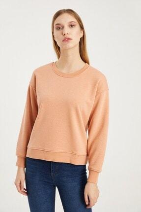 VENA Kadın Pudra Sweatshirt