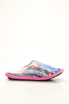 Ayakkabı Modası Kadın Pembe Ev Terliği