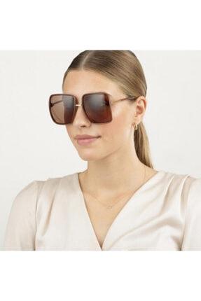 Fendi Kadın Kahverengi Güneş Gözlüğü