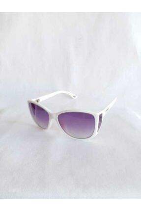 Diesel Kadın Mor Beyaz Güneş Gözlüğü 005-c21w