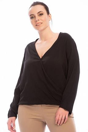 ANGELINO Kadın Siyah Bluz 70167