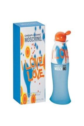 Moschino I Love Love Edt 100 ml Kadın Parfümü 8011003991457