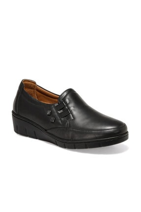 Polaris 103166.Z Siyah Kadın Comfort Ayakkabı 100555580