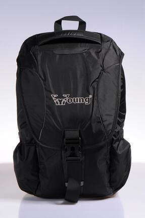 YOUNG Yg51032 Siyah Unısex Sırt Çantası