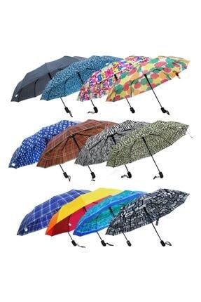 Rubenis Kadın Şemsiye 10 Tel Otomatik