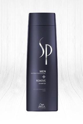 Wella Sp Men Remove Kepek Şampuanı 250 ml 8005610288390