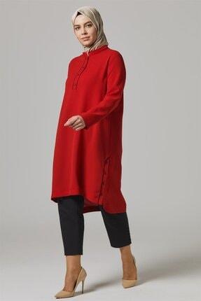 Doque Tunik-kırmızı Do-a9-61170-19