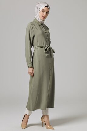 Doque Tunik-yeşil Do-b20-61005-25
