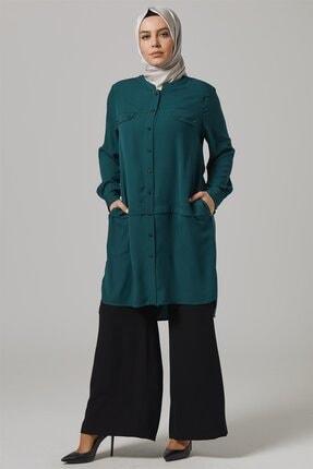 Doque Tunik-yeşil Do-a9-61162-25