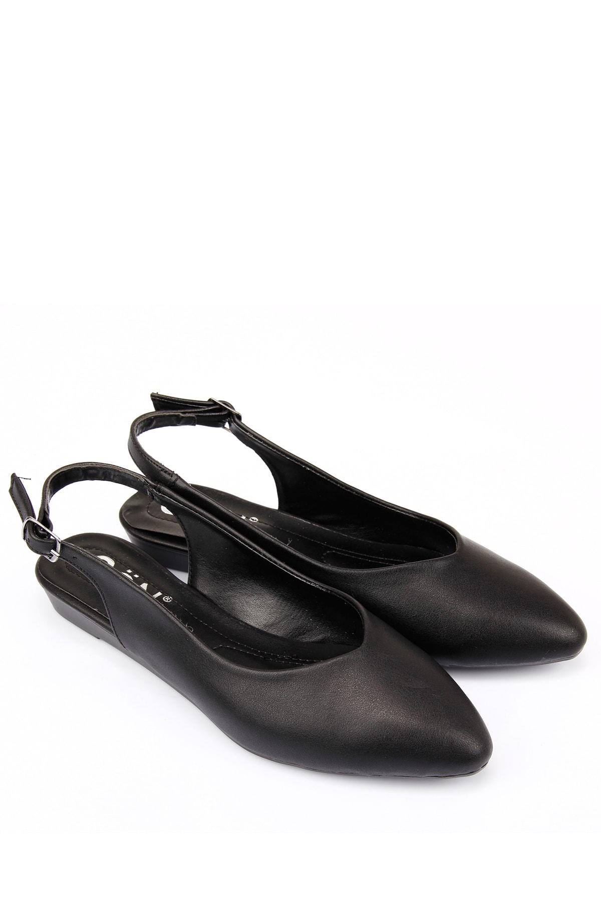 GÖN Siyah Kadın  Babet 37801