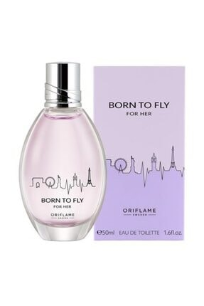 Oriflame Born To Fly For Her Edt