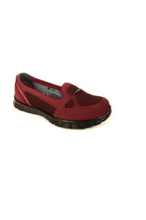 Forelli Kadın Bordo Spor Ayakkabı 61028