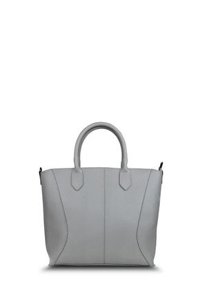Housebags Gri Kadın Omuz Çantası 166-Gri