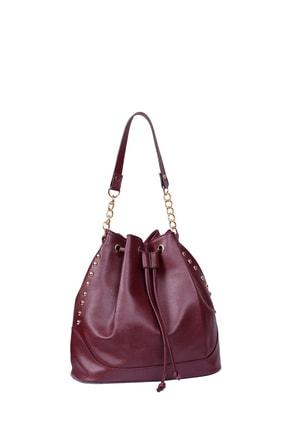 Housebags Bordo Kadın Çanta 969