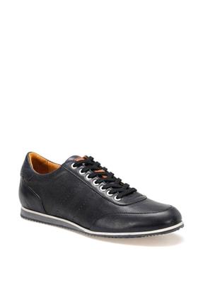 Oxide Hakiki Deri Lacivert Erkek Casual Ayakkabı GBS107