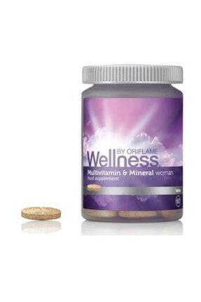 Oriflame Wellness By Kadın Için Multivitamin Ve Mineral Takviye Edici Gıda