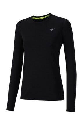 Mizuno Kadın T-Shirt Impulse Core Ls Tee (W) - J2GA772209