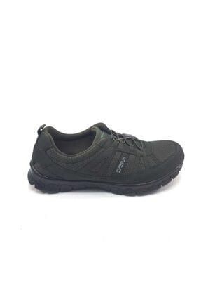 Forelli Anatomik Tekstil Yürüyüş Ayakkabısı Haki 61033