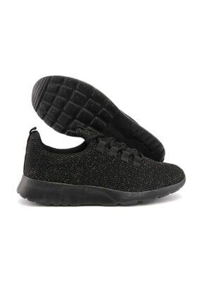Letoon 2041 Kadın Günlük Ayakkabı - Siyah