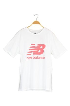 New Balance Spor T-Shirt - NB VOM TEE - V-WTT916-WT