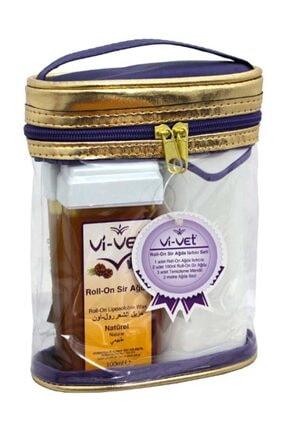 Vi-Vet Ağda Isıtıcılı Kartuş Set