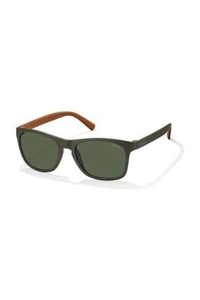POLAROID Unisex Dikdörtgen Güneş Gözlüğü PLD 3009/S LLT H8