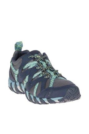 Merrell Lacivert Gri Kadın Outdoor Ayakkabı 266 J19924