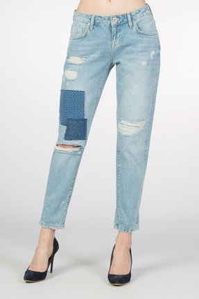 Colin's Kadın Mavi Pantolon CL1020881