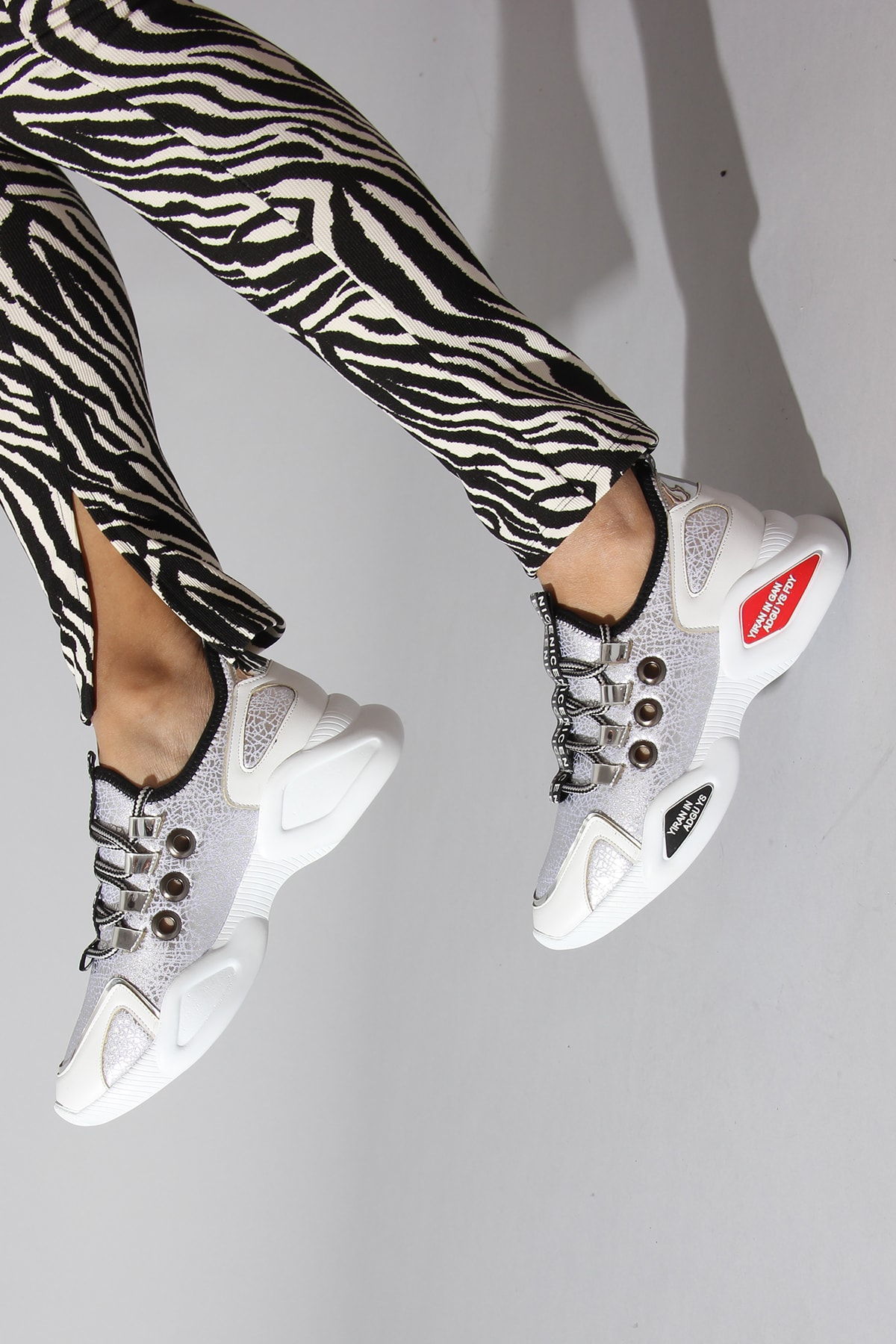 Rovigo Beyaz Kadın Sneaker 239.00000133.13.062