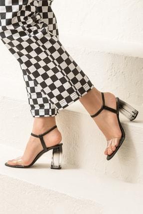 Elle BODA-1 Siyah Kadın Sandalet