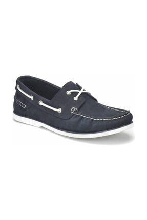 Oxide Hakiki Deri Kahverengi Mavi Erkek Ayakkabı 000000000100316759