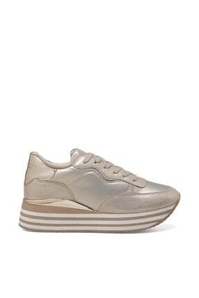 Nine West Altın Rengi Kadın Sneaker