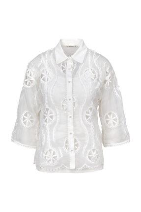 Serpil Tüllü Gömlek