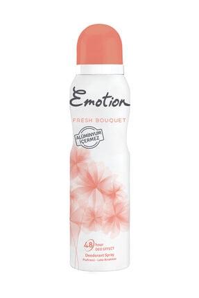Emotion Emotion Deodorant Sprey Fresh Bouquet 150 ml