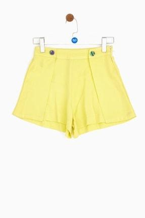 Tyess Kız Çocuk Sarı Etek