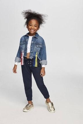 B&G Store Kız Çocuk Jean Ceket