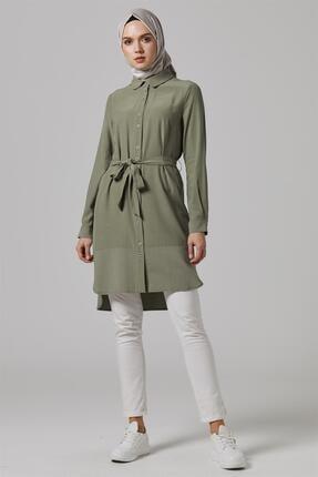 Doque Kadın Tunik Yeşil