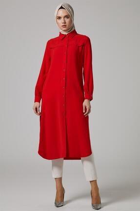 Doque Tunik-kırmızı Do-a9-61065-19