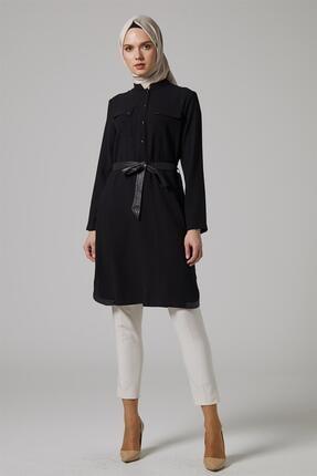 Doque Kadın Tunik Siyah