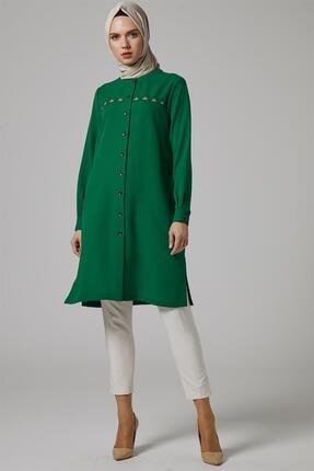 Doque Tunik-yeşil Do-a9-61175-25