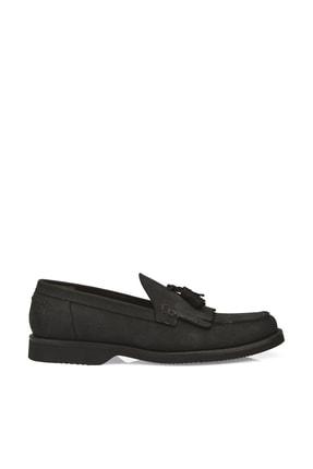 Ziya Erkek Hakiki Deri Klasik Ayakkabı 10111 026715 SIYAH