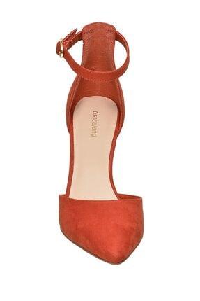 Graceland Deichmann Turuncu  Kadın Topuklu Ayakkabı
